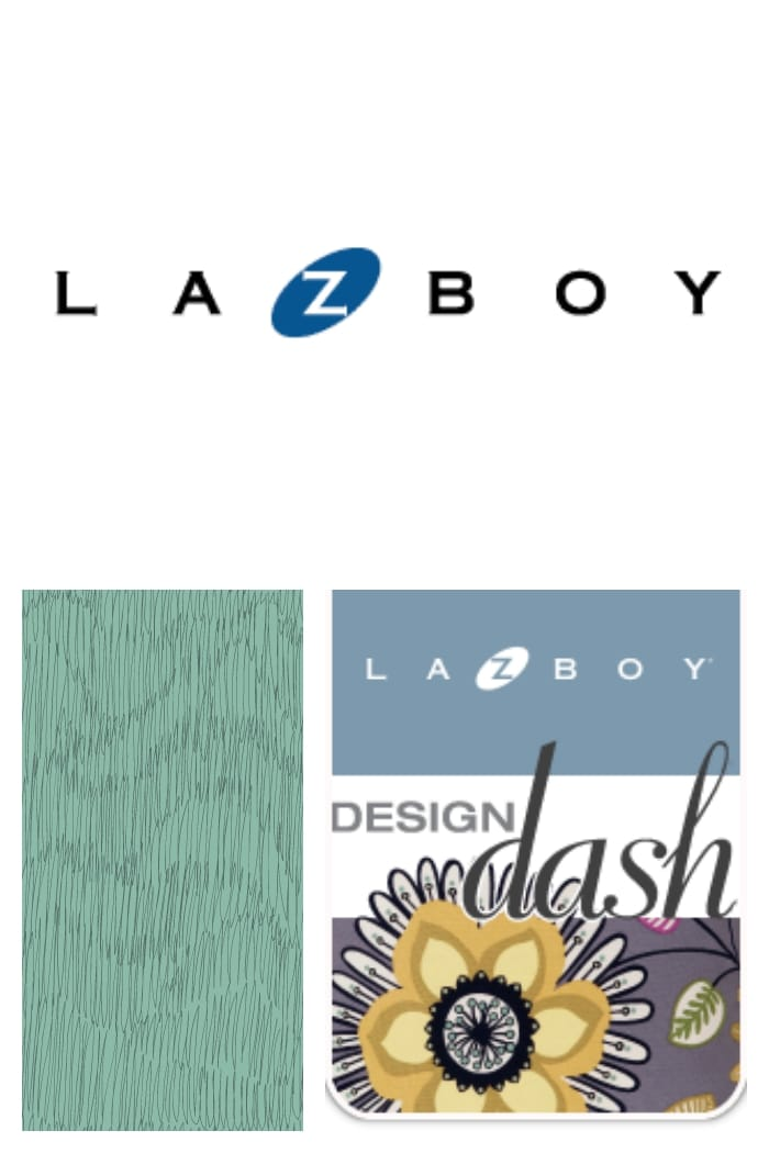 I'm in the La-Z-Boy Design Dash Challenge! Come see what my design and decor challenge is! www.settingforfour.com