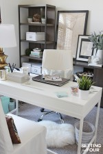 Home Office Makeover – Before and After