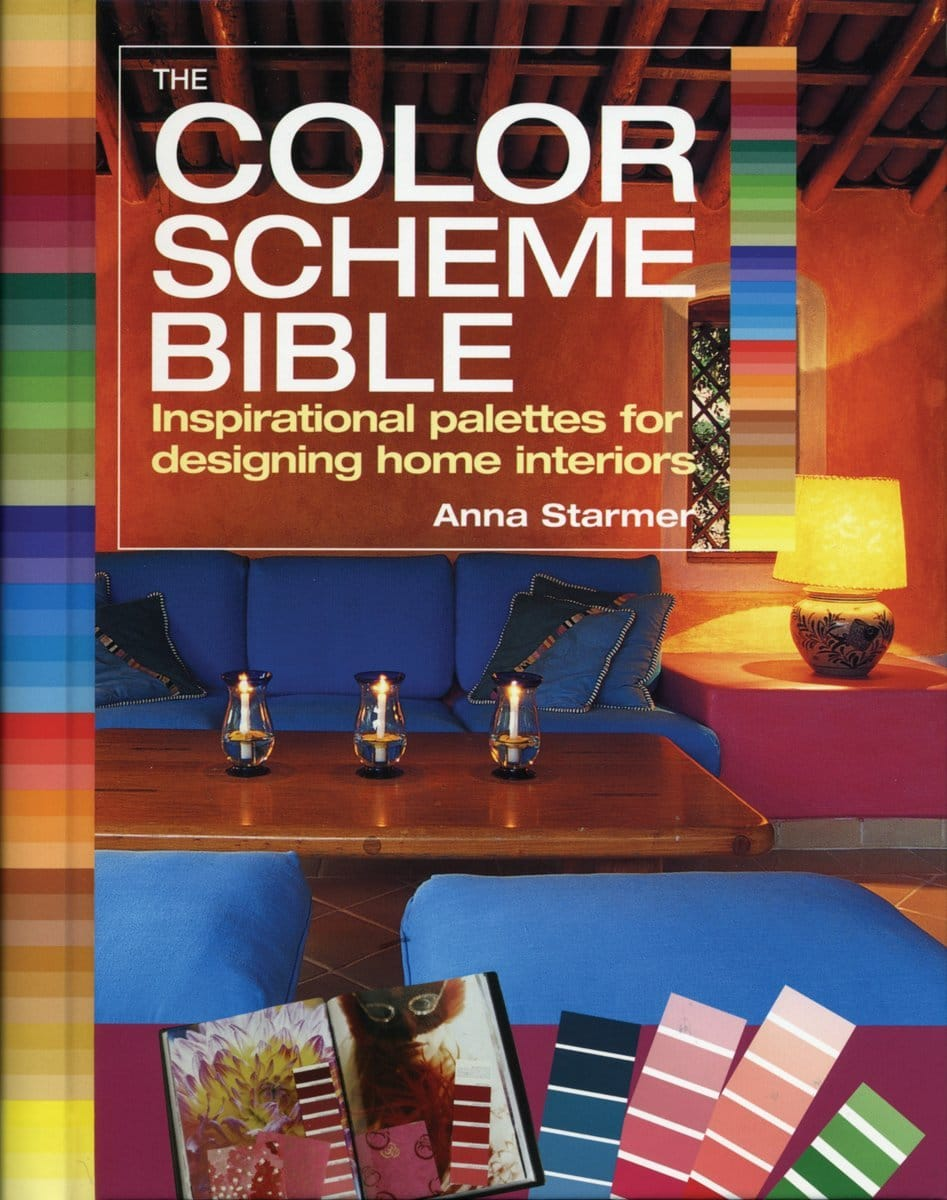 How to select colors for your home: The Color Scheme Bible decorating book. www.settingforfour.com
