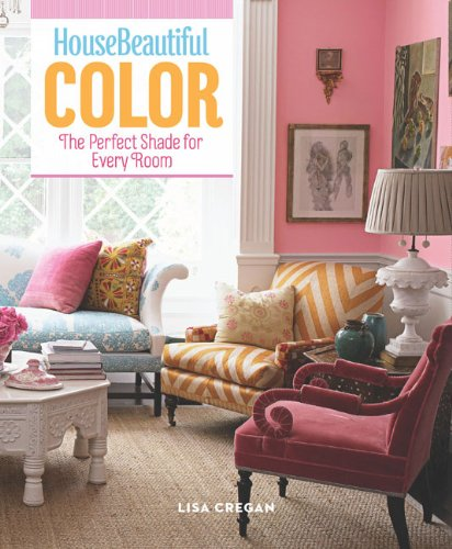 How to select colors for your home: House Beautiful - The Perfect Shade for Every Room decoraing book. www.settingforfour.com
