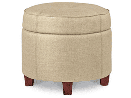 La-Z-Boy giveaway! Enter to win this beautiful La-Z-Boy U-Turn Ottoman! www.settingforfour.com