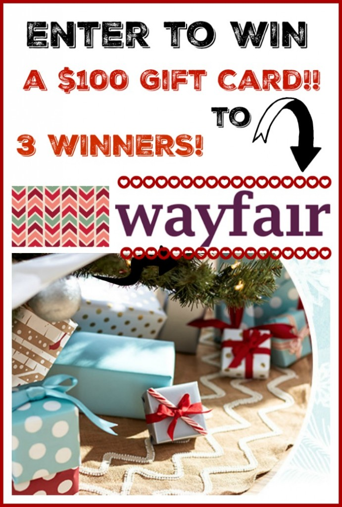 wayfair gift card home tour recap and 300 gift card giveaway setting for four 1097