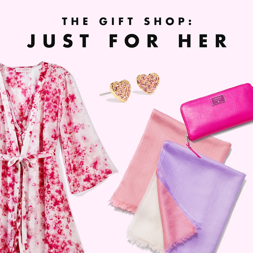 Gifts for Her! Styles she'll love!