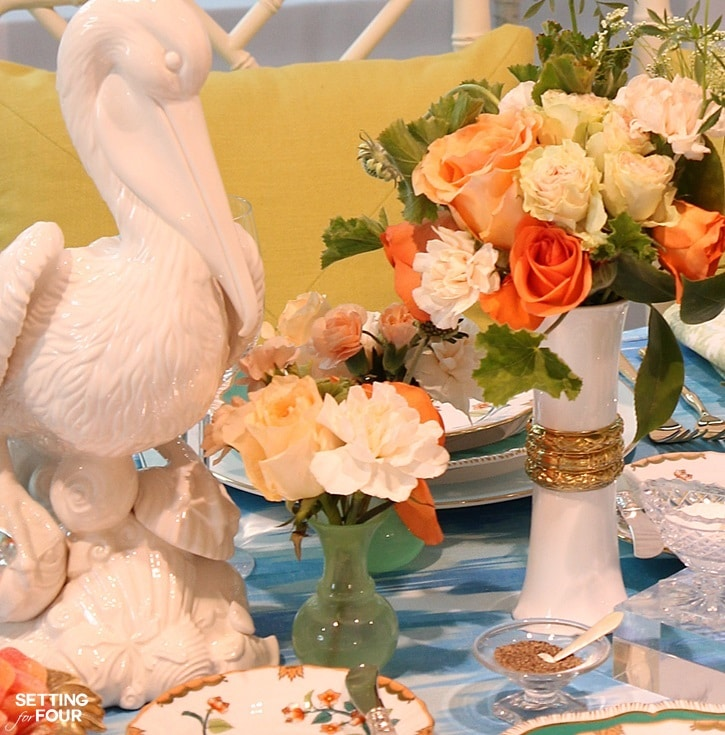 How To Set A Table And Centerpiece Ideas From Design Expert Eddie Ross Great Decor