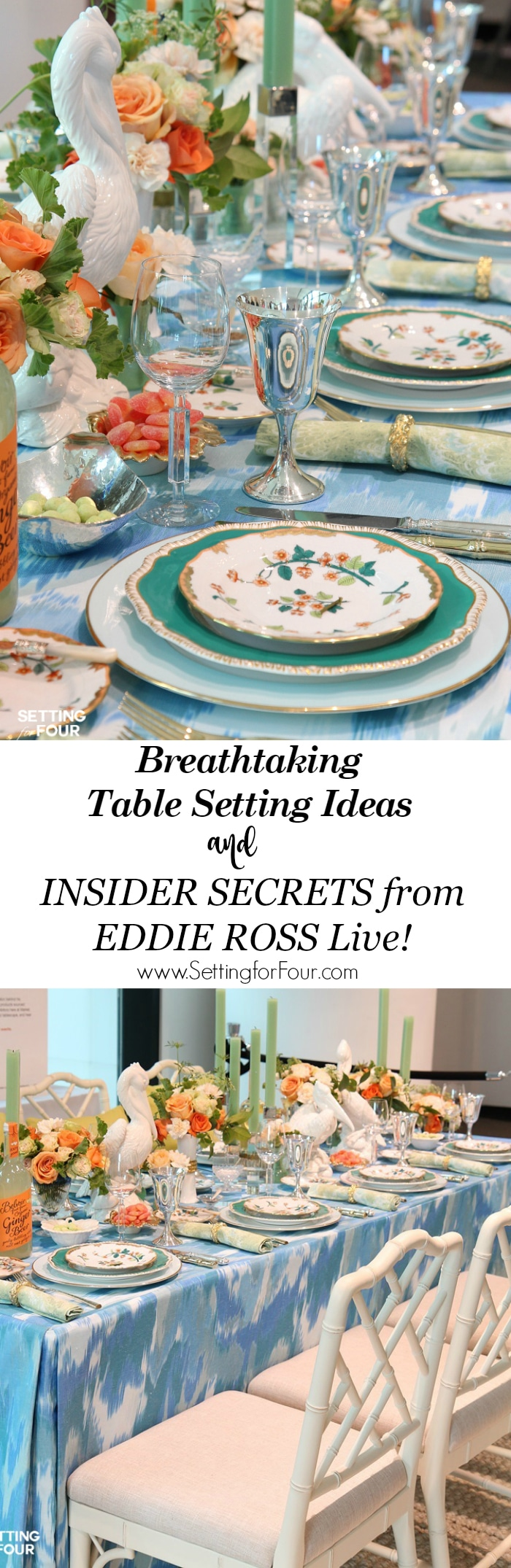 Insider Secrets Breathtaking Table Setting Ideas From