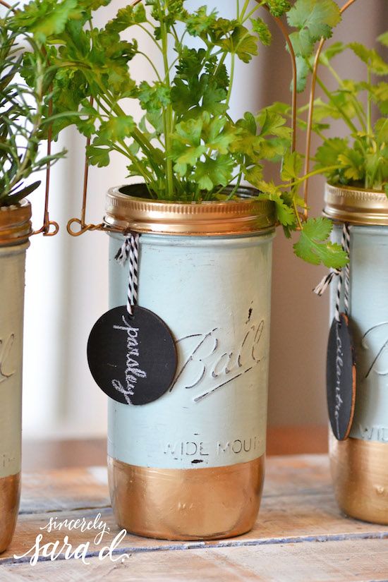 10 Beautiful Diy Plant Pots Setting For Four