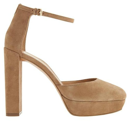 Newest look for spring and summer - the platform shoe. So pretty!