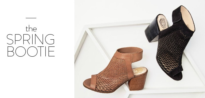 The Spring Bootie - LOVE!