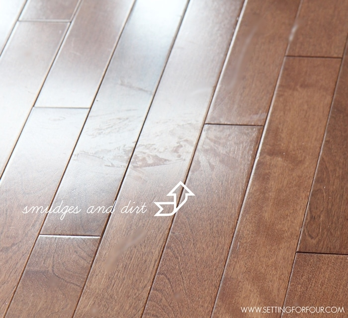 Hardwood Floor Care Tips and how to get deep cleaning done quick and easy!
