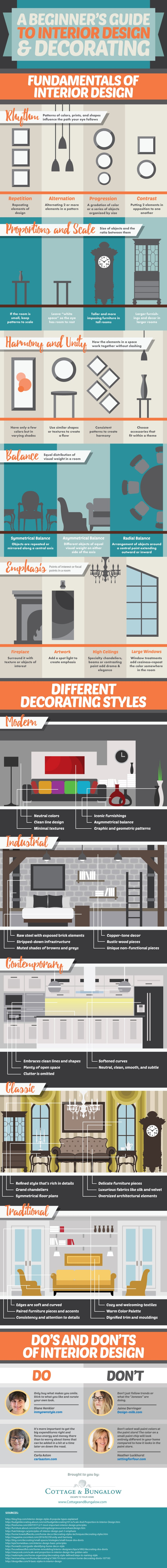 interior design advice do 39 s and don 39 ts every beginner