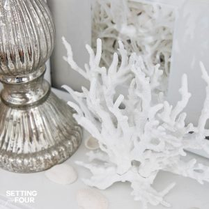 Make Faux Coral Inspired by Pottery Barn
