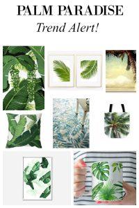 Palm Paradise Trend Alert