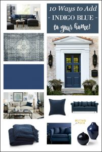 Indigo Blue: 10 Amazing Ways To Add This Color To Your Home Decor