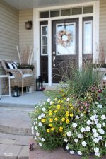 Curb Appeal Ideas and Porch Decor Tips