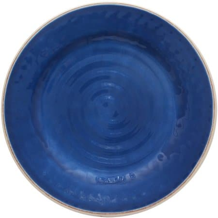 Indigo Swirl Dinner Plate - stunning! This will go fabulous with the white dinnerware I already have.