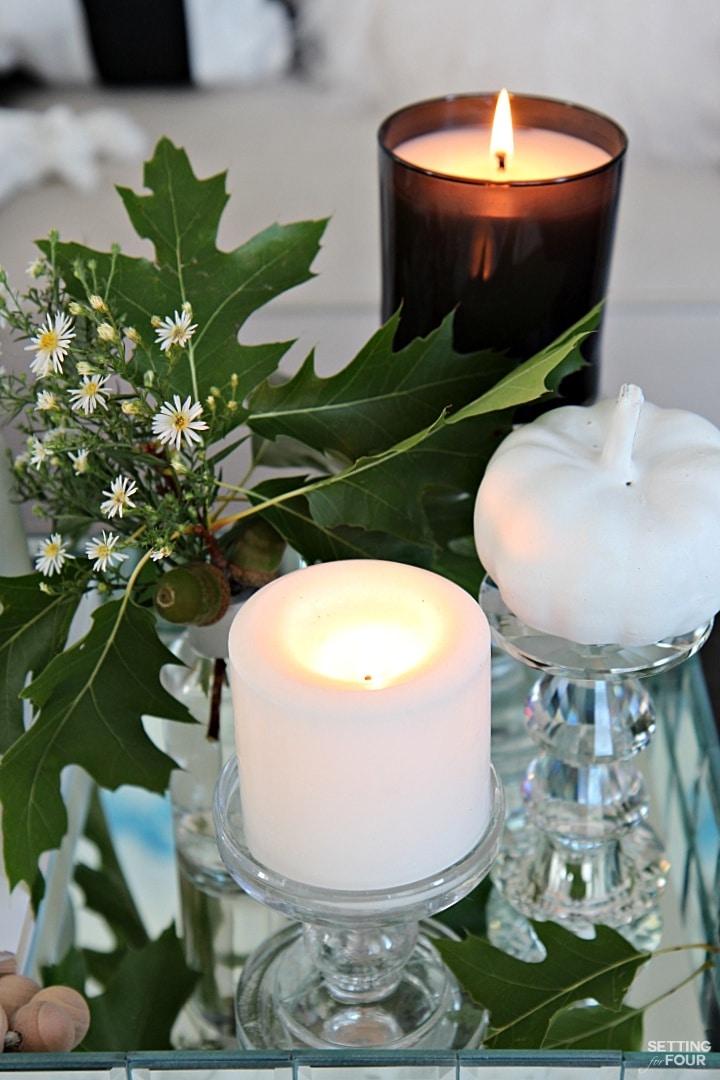 DIY Fall Bouquet Floral Arrangement