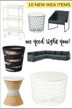 10 New Ikea Items We Need Now!