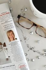 I'm featured in Better Homes and Gardens Magazine - I'm Blogger of The Month!