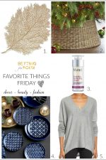 See my Favorite Things Friday Picks - gorgeous beauty, decor and fashion picks that I love!