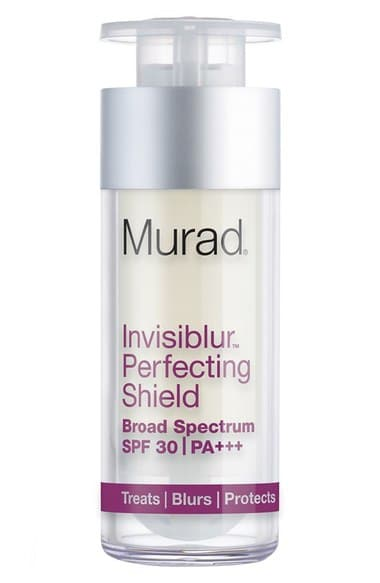 Invisiblur Perfecting Shield SPF 30 - anti aging skin care . I LOVE this stuff!