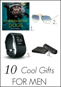 Cool Gifts for Men That He'll Love!