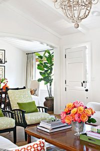 5 Creative Ways to Decorate With Fiddle Leaf Fig Trees