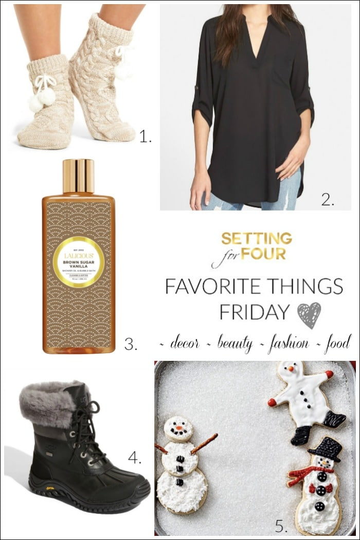 See my Favorite Things Friday Picks - fabulous beauty, fashion and food picks that captured my attention and stole my heart!