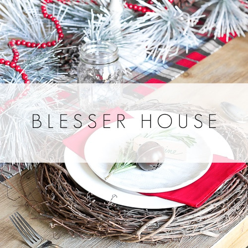 Christmas Kitchen Table decorating ideas