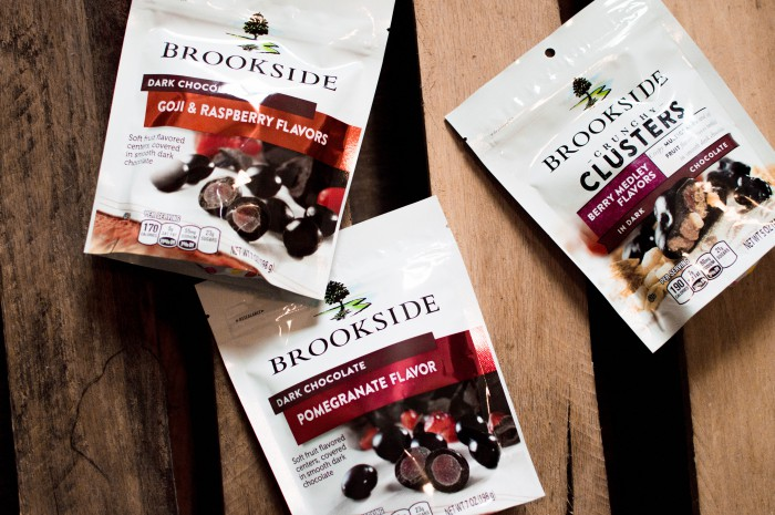 Are you a chocolate lover? Then you'll love Brookside Chocolate! Yummy smooth dark chocolate treats that have centers filled with real, exotic fruit juices and flavors. #ad