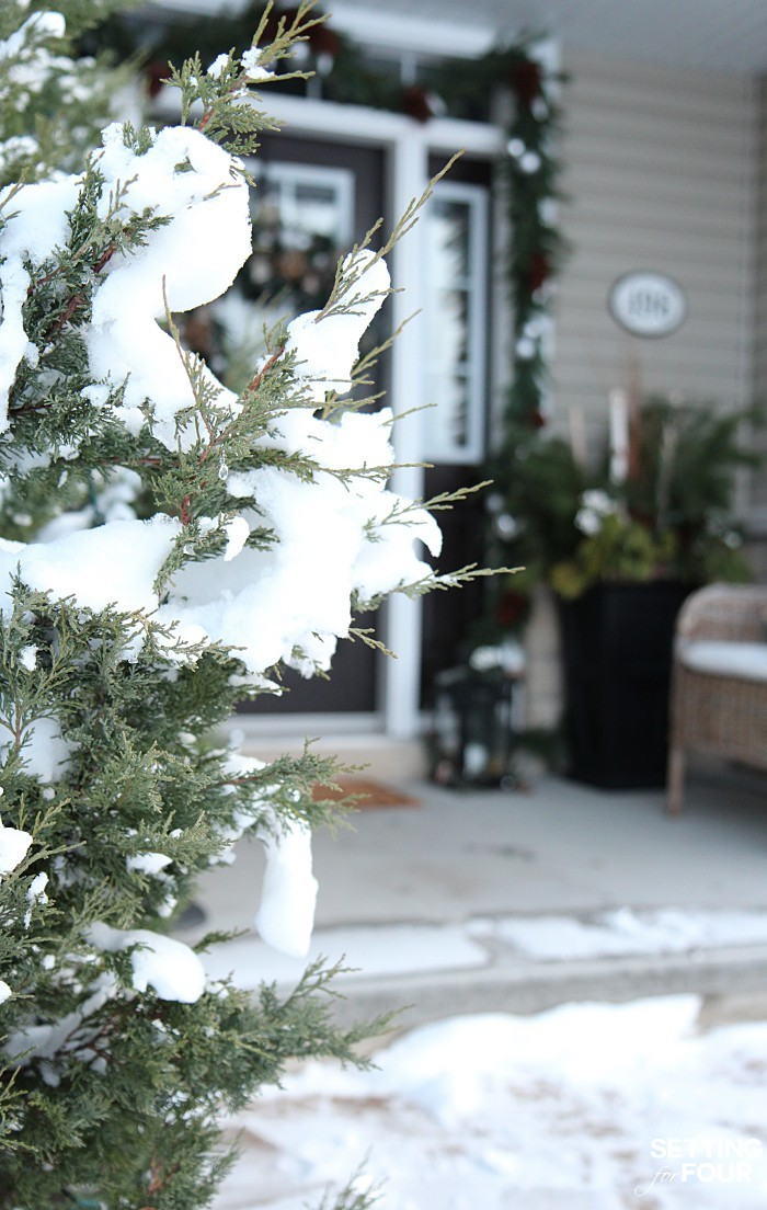 Holiday home decor ideas: See my Neutral and Elegant Christmas Home Tour!