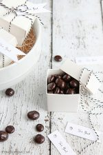 DIY Chocolatey Favor Boxes – For Gifts