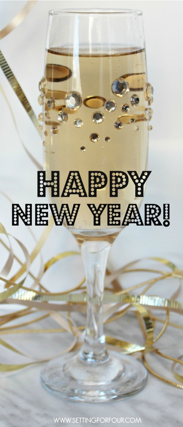 Cheers and Happy New Year!