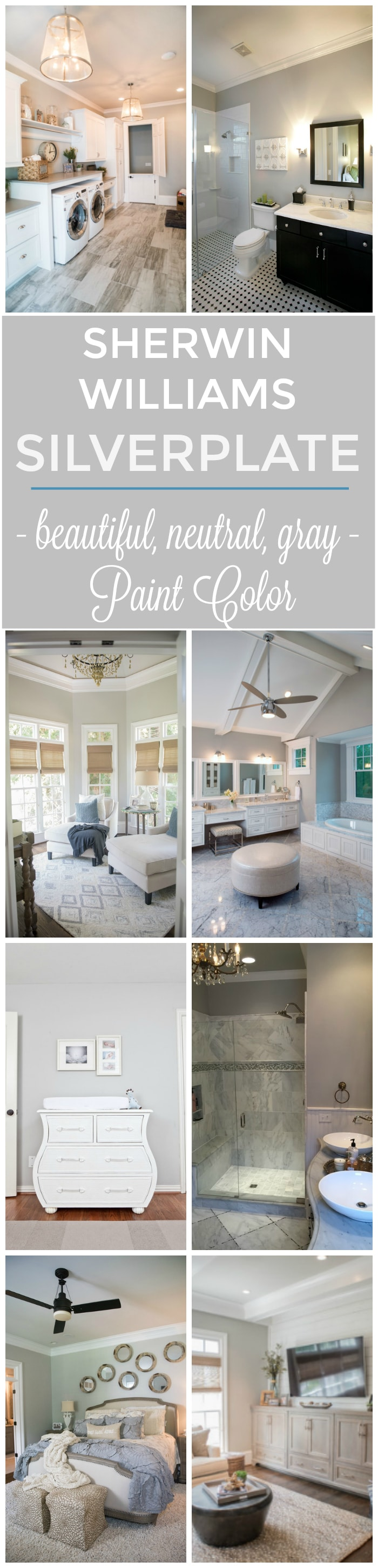 Picking A Paint Color Can Be Confusing And Challenging If You Love Gray