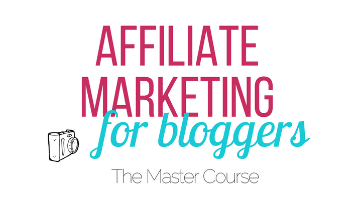 Learn how to make revenue on your blog with this amazing Affiliate Marketing For Bloggers Master Course! I highly recommend it if you want to maximize your earnings!
