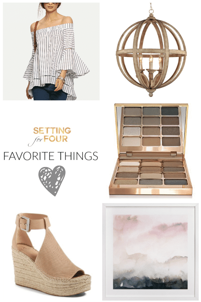 See My Favourite Things List- Decor, Fashion and Beauty to CRUSH ON!