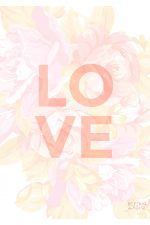 Get your FREE Floral iPhone & iPad Wallpaper and Printable Art! Download this pretty floral graphic - it's perfect to print out and frame for a gallery wall or make it your smartphone or iPad screensaver! Makes a great wedding, shower, baby nursery and Valentine's Day printable idea too!