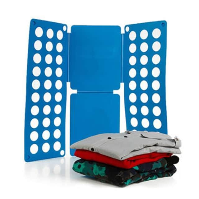 Clothes folding board and 10 brilliant closet storage and organization ideas!