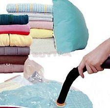 Vacuum seal storage bags and 10 brilliant closet organization ideas!