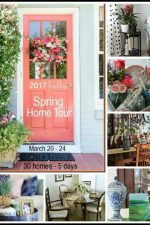 Spring Home Tours