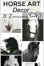 Horse Art Decor - 20 Stunning Looks!