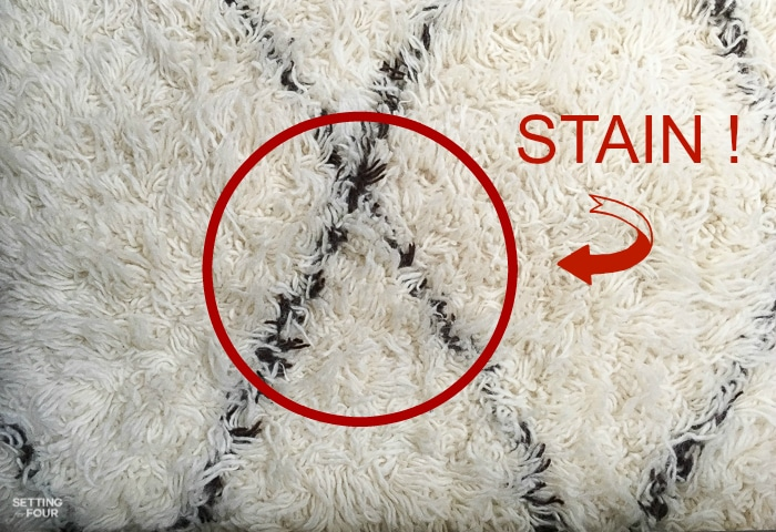 Incredible Wool Carpet Stain Remover Amp Cleaning Tip