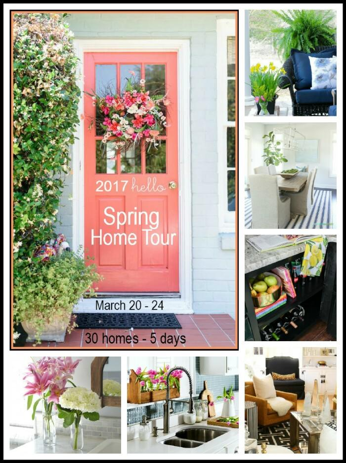 10 Gorgeous Spring Home Tours Day 4 And 5