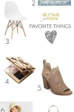 Favorite Things Friday and Sales!