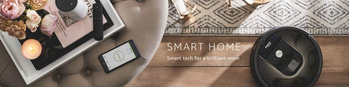 Smart Tech Ideas for Mom - gift ideas to make her life easier!