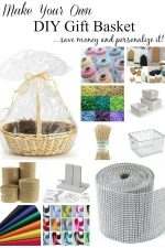 How To Make A Gift Basket and Personalize It!