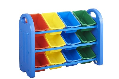 10 Plus Handy and Clever Outdoor Storage Solutions - An outdoor toy cubby is a must!
