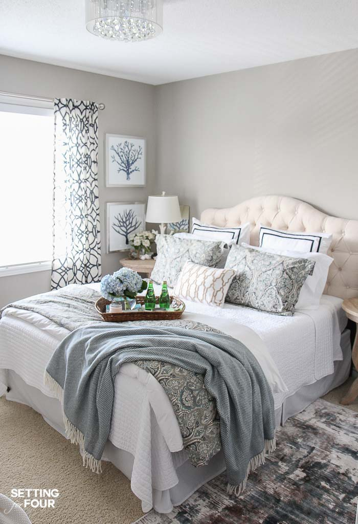 12 Ways To Create A Cozy Guest Bedroom Your Company Will ...