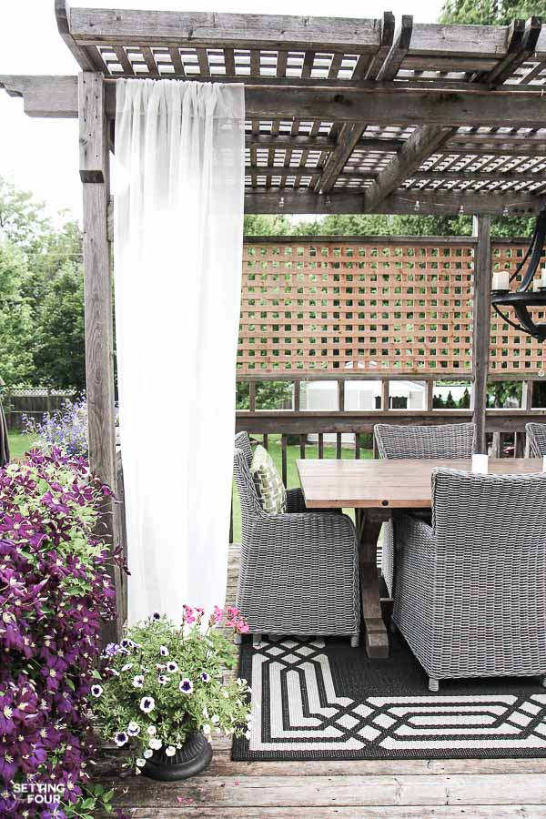 Easy To Make Outdoor Curtains Curtain Menzilperde Net