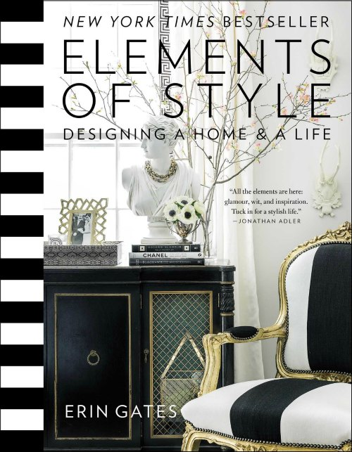 Home decor idea: Add coffee table books to your tables to display your passions and hobbies! I love design books!