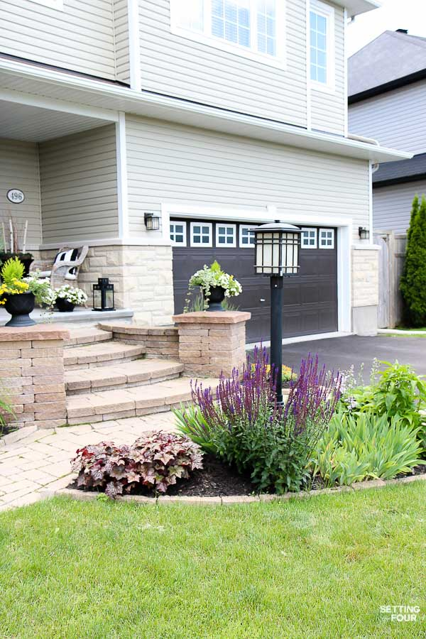 April Home Checklist - Home Improvement Tips for home pathways, driveways and walkways.